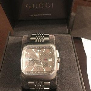 Men's G Coupe Watch W/ Receipts Brand New